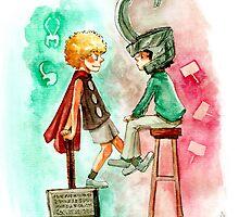 Little Asgard by nowwheresmynut