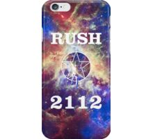RUSH Presents: 2112 iPhone Case/Skin