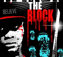 Attack The Block Movie Poster by Drobbins
