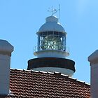 Byron Bay Light house  by Louise Linossi Telfer