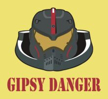 Gipsy Danger by omadesign