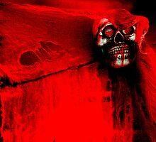 The Crimson Ghost by Hallowaltz