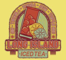 Long Island Iced Tea by LicensedThreads