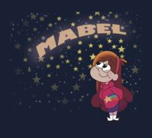 Mabel Pines by DiscordedSYN555