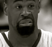 DeAndre Jordan Dunk Face Sticker
