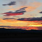 Kalispell Sunset by snhood