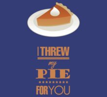 OITNB I Threw My Pie For You by andalsothis