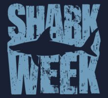 Shark Week by DetourShirts