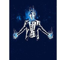 Regenerate Doctor/ The 11th Hour Photographic Print