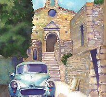 in Provence by Tania Richard