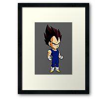 Chibita Framed Print