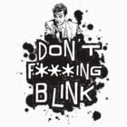 peter capaldi don't blink (clean) by jammywho21