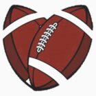 Heart shaped football by serj92