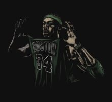 Paul Pierce Boston by Pablo Díaz