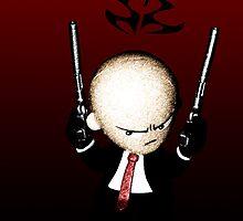 Agent 47 - Hitman by AndrewPS3Panda