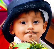 Cuenca Kids 305 by Al Bourassa