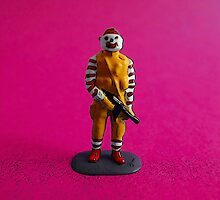 McMafia Clown! by Tim Constable