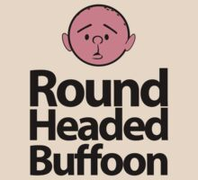 Round Headed Buffoon by MrHSingh