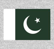 Pakistan Flag by cadellin
