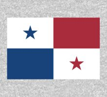 Panama Flag by cadellin