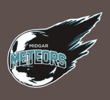 Midgar Meteors (White) T-Shirt