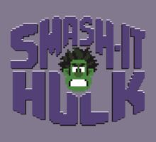 Smash it Hulk by jango39