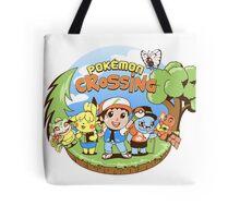 Pokémon Crossing Tote Bag