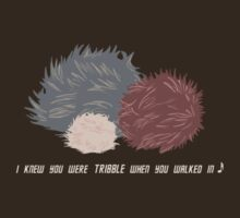 Tribble, Tribble, Tribble by Amy Bouchard