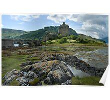 Eilean Donan Castle, Scotland Poster