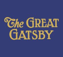 The Great Gatsby by LicensedThreads