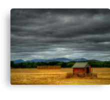 The Old Pump House Canvas Print