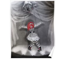 All Strung Up; Human Marionette Poster