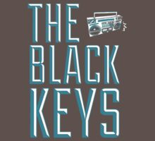 The Black Keys on the Radio by PoleonPole