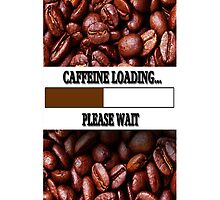 ☝ ☞ CAFFEINE LOADING IPHONE CASE ☝ ☞ by ╰⊰✿ℒᵒᶹᵉ Bonita✿⊱╮ Lalonde✿⊱╮