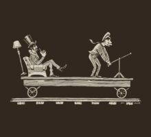 Handcar Limo by Ben Walker