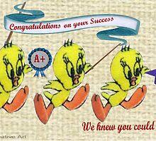 Graduation Card  by Ann12art