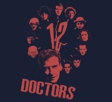 12 doctors Kids Clothes