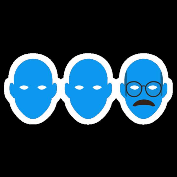 The blue man group-Tobias by Comitatus