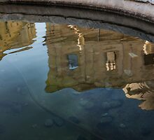 Noto's Sicilian Baroque Architecture Reflected by Georgia Mizuleva
