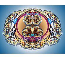 Tut64#4: Bubble Geometree (G1388) Photographic Print