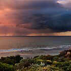 Storm approaches Mandurah, WA. by Stanislaw