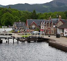 Fort Augustus by diggle