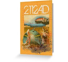 2112AD Greeting Card