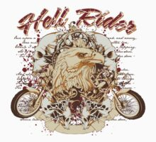 Hell riders by tshirt-factory