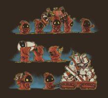 Jawas (wrong robots) by Harantula