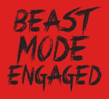 Beast Mode Engaged by BrightDesign