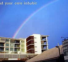Find Your Own Inhabit - 17 06 13 by Robert Phillips