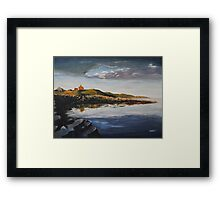 Ness View Framed Print