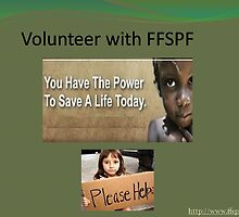 Join hands with FFSPF by FFSPF