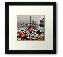 colourful is best... Framed Print